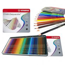Pastelli Stabilo Aquacolor