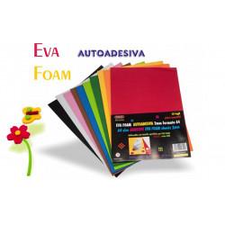 Eva Foam autoadesiva A4