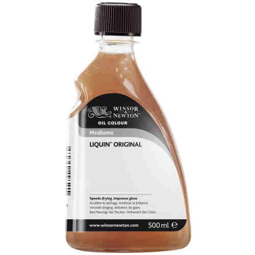 Liquin W&N Original 500ml
