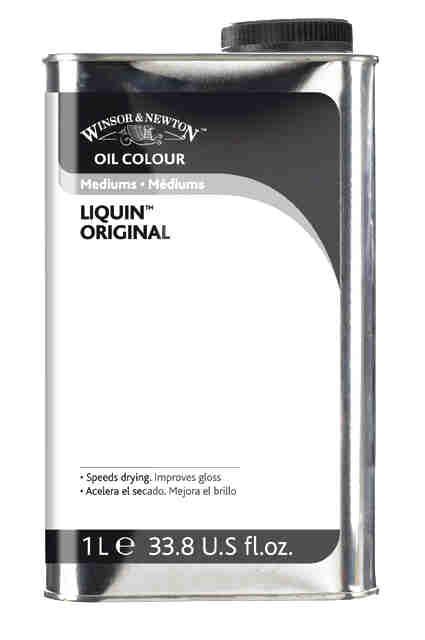 Liquin W&N Original 1lt